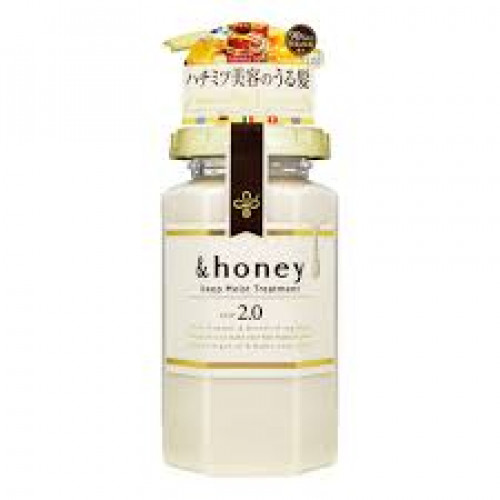 &honey 蜂蜜深層保濕護髮素2.0 445g